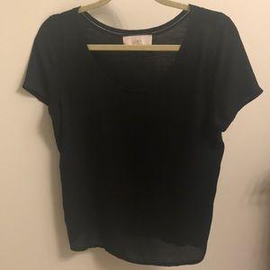 Ann Taylor LOFT dressy shirt